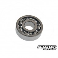 Camshaft radial ball bearing 6201 C3 for Piaggio 4-stroke