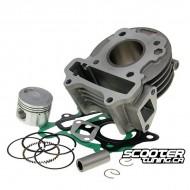 Cylinder kit 50cc GY6 50cc 139QMB/QMA