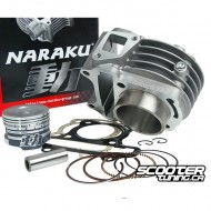 Cylinder kit Naraku V2 72cc GY6 50cc 139QMB/QMA