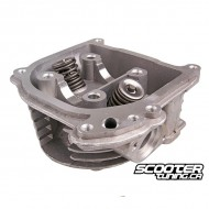 Cylinder head with SAS GY6 50cc 139QMB/QMA