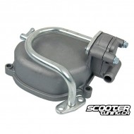 Cylinder head cover with SAS GY6 50cc 139QMB/QMA