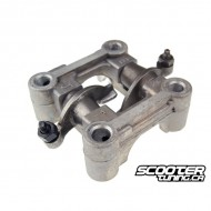 Rocker arm assembly for GY6 50cc 139QMB/QMA