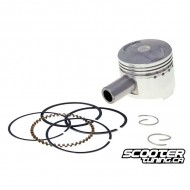 Piston set 50cc GY6 50cc