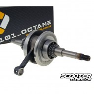 Replacement Crankshaft (22 tooth) GY6 50cc