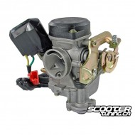 Replacement Carburetor 19mm GY6 50cc