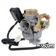 Carburetor Naraku Racing V3 18,5mm GY6 50cc