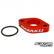 Intake manifold spacer Naraku Jet Flow CNC GY6 50cc