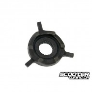 Kick starter ratchet (fan wheel / kickstart) GY6 50cc