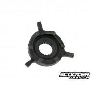 Kick starter ratchet (fan wheel / kickstart) GY6 50cc