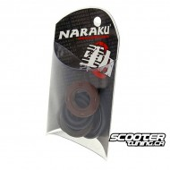Engine oil seal set Naraku GY6 50cc 139QMB