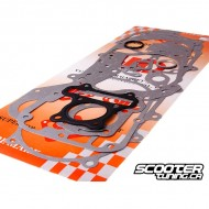 "Engine gasket set for 10"" wheel (669mm) GY6 50cc"