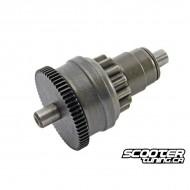 Starter bendix gear GY6 50cc 139QMB/QMA