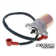 Electric starter motor for GY6 50cc 139QMB/QMA