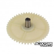 Oil pump driven sprocket (22 tooth) GY6 50cc 139QMB/QMA