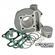 Cylinder kit Naraku 125cc for GY6 125-150cc