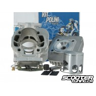 Cylinder kit Polini EVOLUTION 70cc 12mm Minarelli Vertical