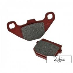 Front brake pad (Hyosung)