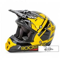 Helmet Fly Kinetic Pro Rockstar
