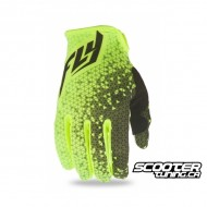 Glove Fly Lite Hi-vis/Black