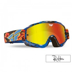 Goggle Fly Zone Pro Blue/Black