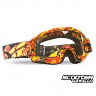 Goggle Fly Zone Pro Red/Yellow