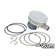 Piston set Naraku 160cc (58.5mm) for GY6 150cc