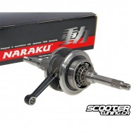 Crankshaft Naraku for Minarelli 4T