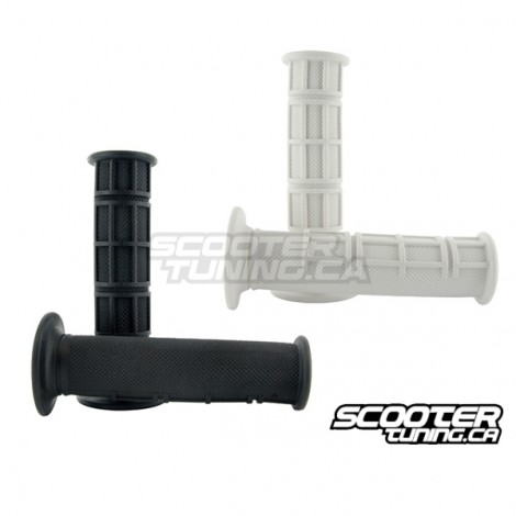 Handle grips STR8 Motocross black