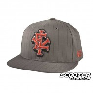 Cap Fly MVP Gray/Red