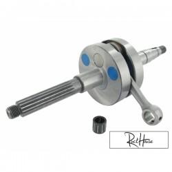 Crankshaft Doppler Endurance 12mm (16mm splain)