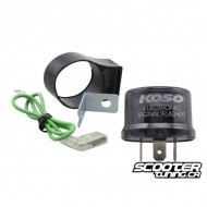 Indicator Relay LED Koso (3 Pin)