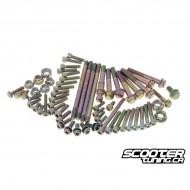 Complete Engine Bolt / Scew set (CPI-Vento-Keeway)