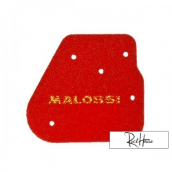 Air Filter Insert Malossi Red-Sponge (Minarelli Horizontal)