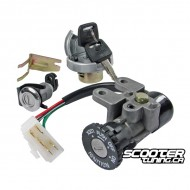 Key switch lock set complete (Chinese Scooter)