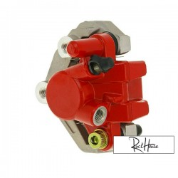 Replacement Front Caliper Red