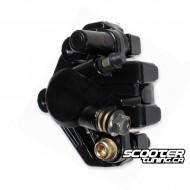 Replacement Front Caliper Black (Bws/PGO)