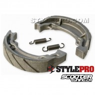 Rear Brake Shoes Stylepro Racing (PGO)