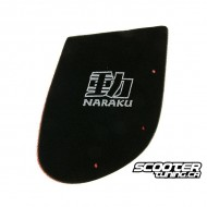 Airfilter insert Naraku Double Layer (Super9)