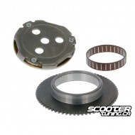 Replacement Starter clutch Minarelli (13mm)