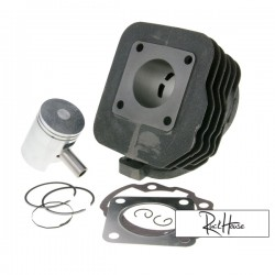 Cylinder Replacement 50cc (AF16-AD18E)