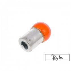 Turn Signal Bulb BA15S (12V-10W) R10W Orange