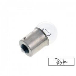 Turn Signal Bulb BA15S (12V-10W) R10W Clear