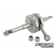 Crankshaft Stage6 R/T 44mm stroke 85mm conrod 12mm & 13mm