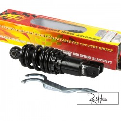 Low Down Shock Absorber NCY Adjustable (230mm) Honda Ruckus-Dio-Elite