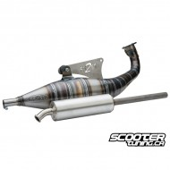 Exhaust System 2Fast 90cc Drag-Race
