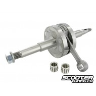 Crankshaft Stage6 R/T, 44mm stroke 90mm conrod 12mm & 13mm