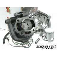 Cylinderkit Malossi SPORT 50cc 10mm Minarelli Horizontal LC