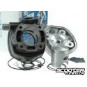 Cylinder Kit Polini SPORT 70cc 10mm Minarelli Horizontal LC
