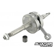 Crankshaft Polini Big Evolution 94cc, 44mm stroke/85mm conrod