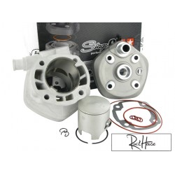 Cylinder kit Stage6 RACING 70cc MKII 12mm Minarelli Horizontal LC